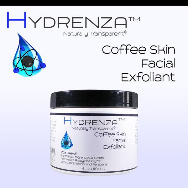 Coffee Skin Facial Exfoliant