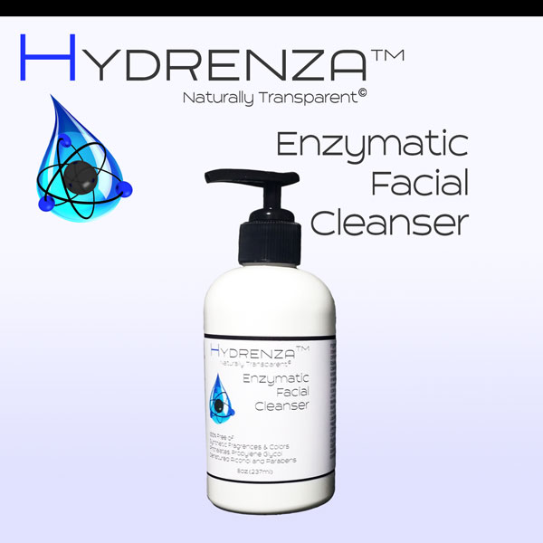 Enzymatic Facial Cleanser